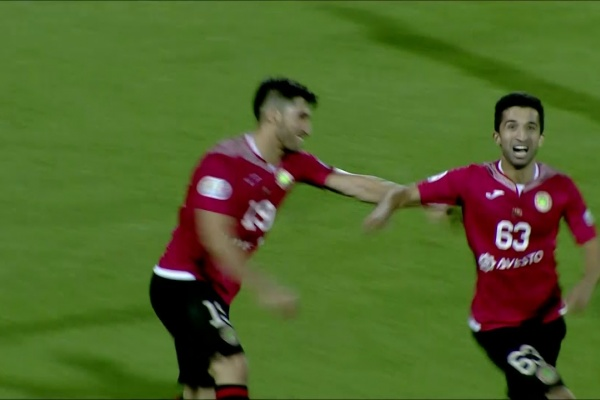 Superb long-range effort from Manuchekhr Dzhalilov makes it 3-0 to Istiklol!