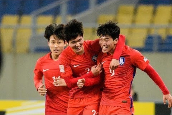 Korea Republic 3-2 Australia (AFC U23 Championship 2018: Group Stage)