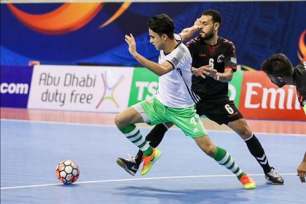 Nafit Al Wasat vs Al Rayyan (AFC Futsal Club Championship 2017 – Group Stage)