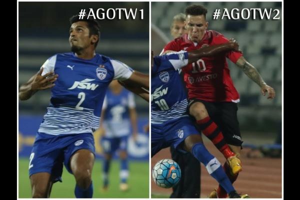 Allianz Goal of the Week (AFC Cup 2017: Inter-Zone Final - 2nd Leg)