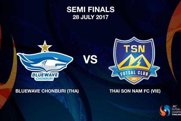 M23 - Bluewave Chonburi (THA) vs Thai Son Nam FC (VIE)