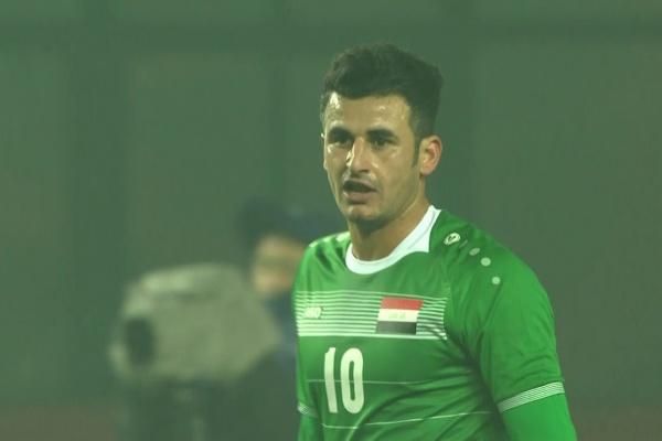 Iraq 1-0 Jordan (AFC U23 Championship 2018: Group Stage)