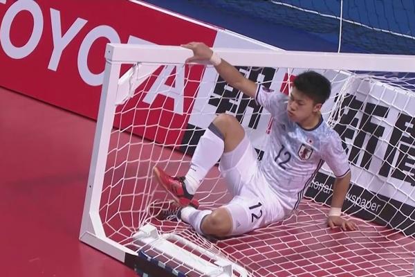 Korea Republic 2-5 Japan (AFC Futsal Championship 2018: Group Stage)