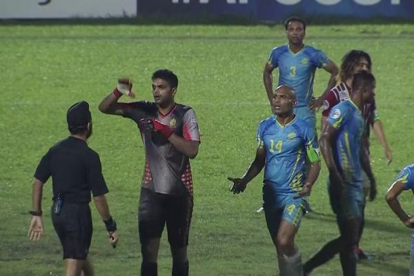 Abahani Ltd Dhaka vs Mohun Bagan (AFC Cup 2017 : Group Stage )