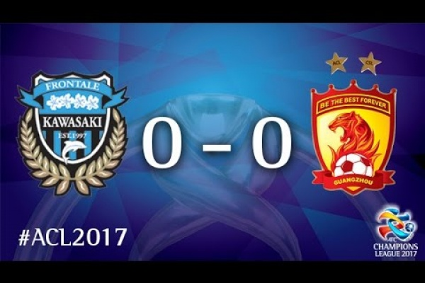 Kawasaki Frontale vs Guangzhou Evergrande (AFC Champions League 2017 : Group Stage - MD4)