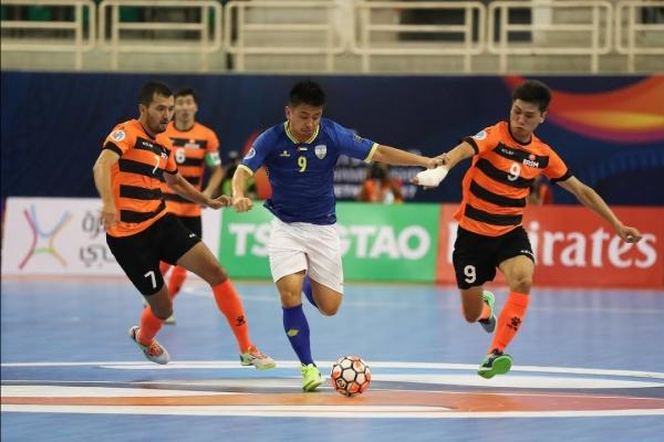 FC Erem vs Al Dhafra (AFC Futsal Club Championship 2017 – Group Stage)