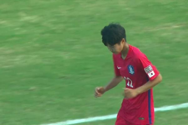 Japan vs Korea Republic (AFC U-19 Women's Championship)