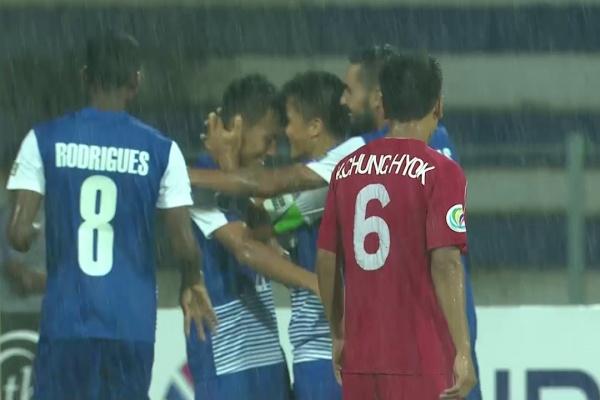 Udanta Singh doubles Bengaluru's lead!
