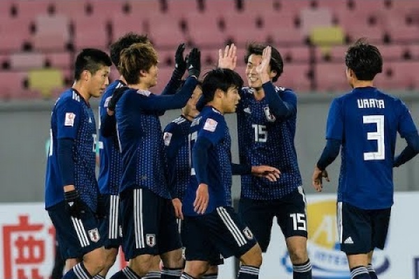 Japan 1-0 Palestine (AFC U23 Championship 2018: Group Stage)