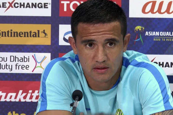 "Tim Cahill: ""If I'm selected, I'm ready."""