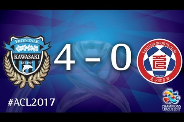 Kawasaki Frontale vs Eastern SC (AFC Champions League 2017: Group Stage – MD6)