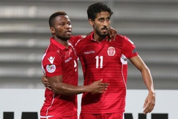 Al Muharraq vs Saham (AFC Cup 2017: Group Stage)