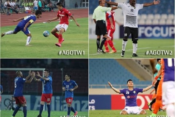 Allianz Goal Of The Week (AFC Cup 2017: May 1-3)