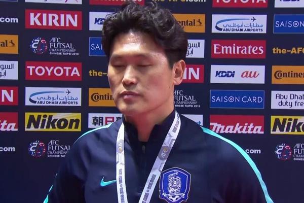 Korea Republic vs Japan (AFC Futsal Championship 2018: Group Stage)