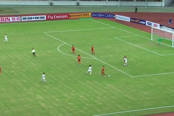 China vs Uzbekistan (AFC U-19 Women's Championship)