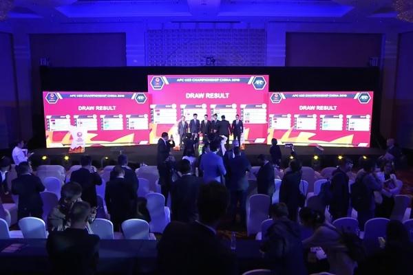2018 AFC U-23 Championship Draw