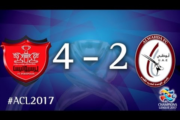 Persepolis vs Al Wahda (AFC Champions League 2017: Group Stage – MD6)