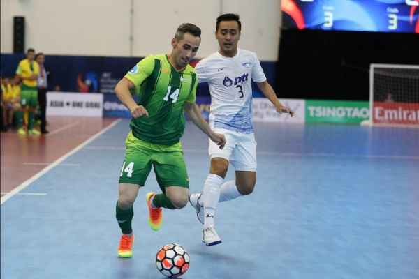 Bank of Beirut vs Bluewave Chonburi (AFC Futsal Club Championship 2017 – Group Stage)