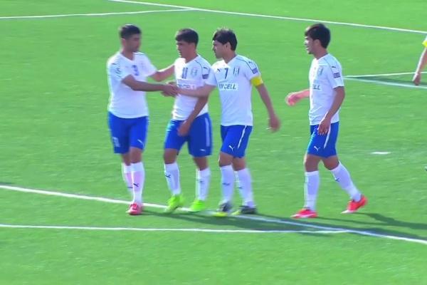 Altyn Asyr vs Dordoi FC (AFC Cup 2017: Group Stage)