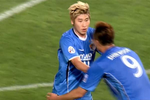 16 Great AFC Champions League Ro16 Goals: Lee Keun-ho (2012)