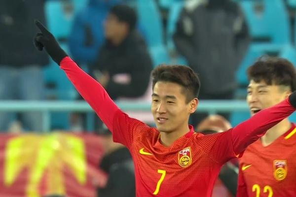 Wei Shihao makes it 3-0 to China!