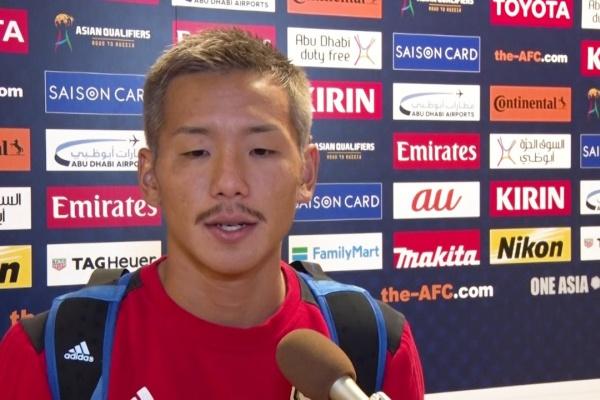 Post match interview: Yosuke Ideguchi