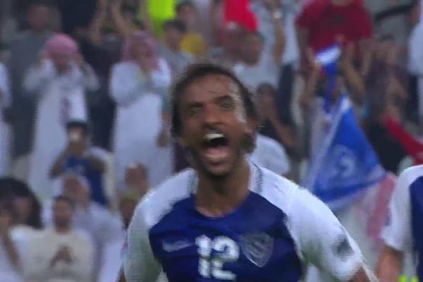 Yassir Al Shahrani doubles Al Hilal's lead!