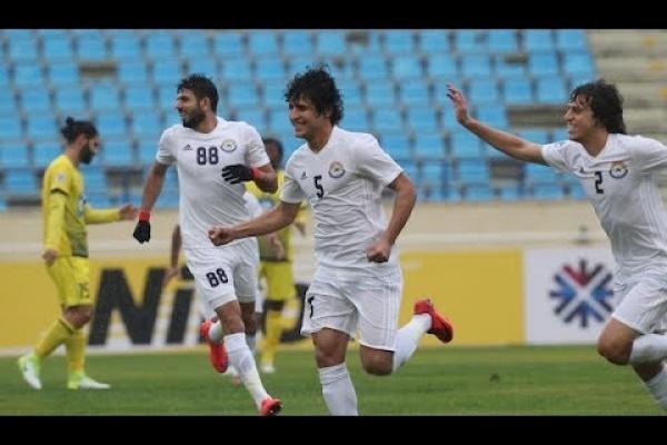 Al Ahed 1-1 Al Zawraa (AFC Cup 2018: Group Stage)