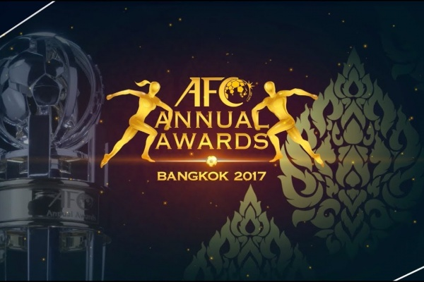 AFC Annual Awards 2017: Bangkok
