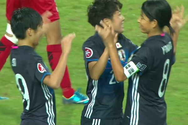 Japan vs Vietnam (AFC U-19 Women's Championship)