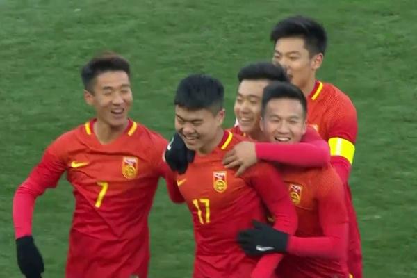 Yang Liyu and Li Xiaoming hand China a 2-0 lead over Oman!