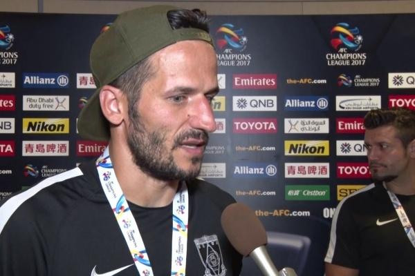 Post match interview: Zlatan Ljubijankic