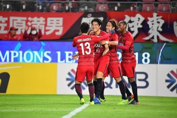 Kashima Antlers 1-1 Sydney FC (AFC Champions League 2018: Group Stage)