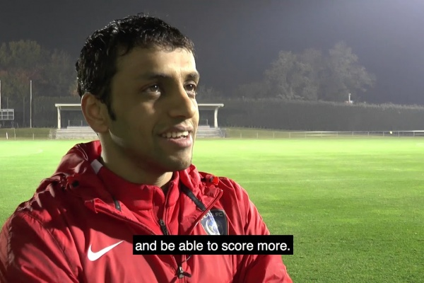 Mohammad Al Shalhoub believes Omar Khribin deserves AFC Player of the Year award