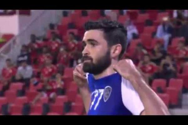 Omar Khribin's penalty puts Al Hilal 5-1 up on aggregate!
