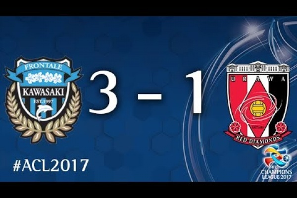 Kawasaki Frontale vs Urawa Red Diamonds (AFC Champions League 2017: Quarter final – 1st Leg)
