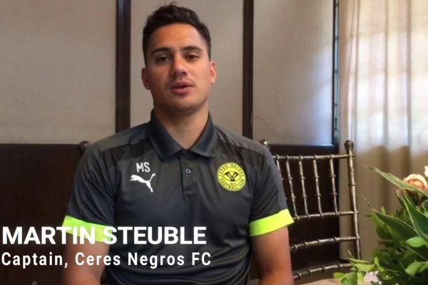 Martin Steuble: We need the fans now more than ever