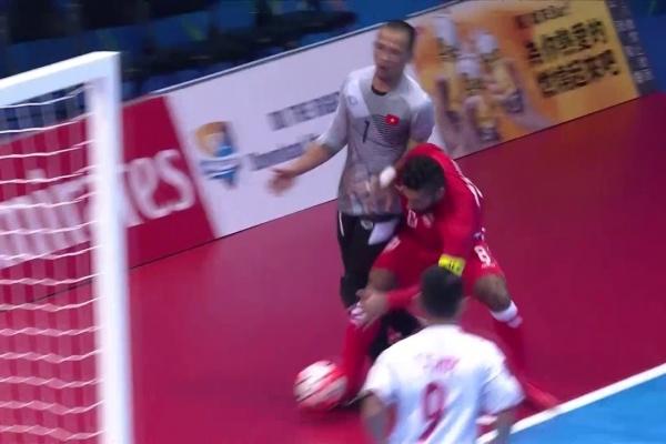 Bahrain vs Vietnam (AFC Futsal Championship 2018: Group Stage)