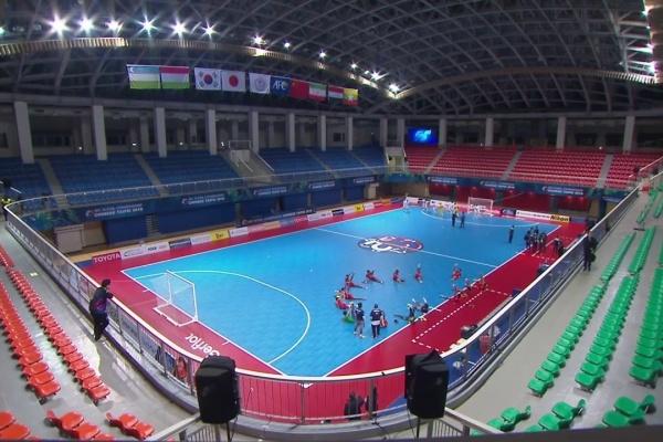 Iran vs Myanmar (AFC Futsal Championship 2018: Group Stage)