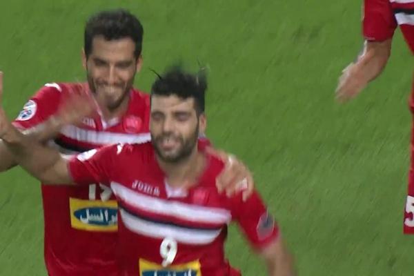 Mehdi Taremi seals the win for Persepolis!