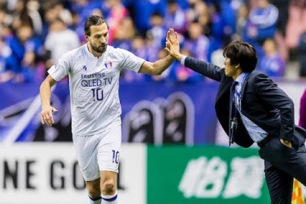 Shanghai Shenhua 0-2 Suwon Samsung Bluewings (AFC Champions League 2018: Group Stage)