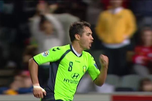 16 Great AFC Champions League Ro16 Goals: Eninho (2010)