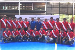 indonesia first futsal course 3x2